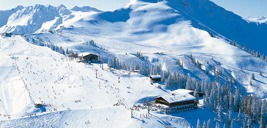 Austrian Ski Resort
